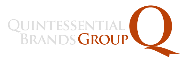 Quintessential Brands Group Sticky Logo Retina