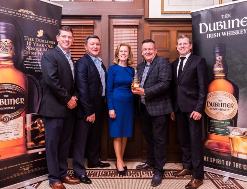 The Dubliner Irish Whiskey Celebrates the US launch of their Limited Edition 10-Year-Old Single Malt at The Dubliner Washington D.C.