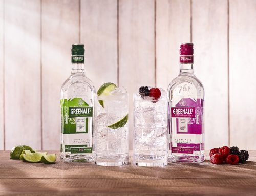 Greenall's The Original London Dry Gin Celebrates 'The Great British Spirit Since 1761' with a New Bottle Design
