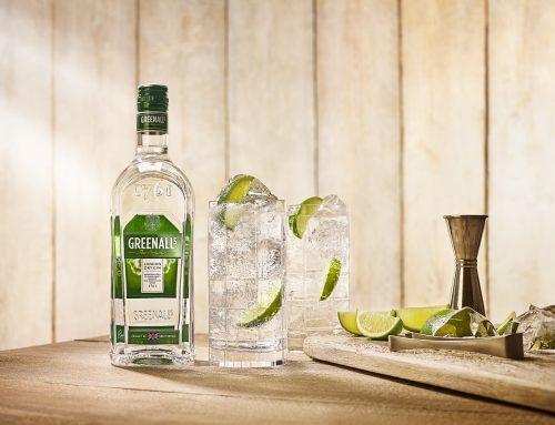 GREENALL'S THE ORIGINAL LONDON DRY GIN  REVEALS NEW BOTTLE DESIGN