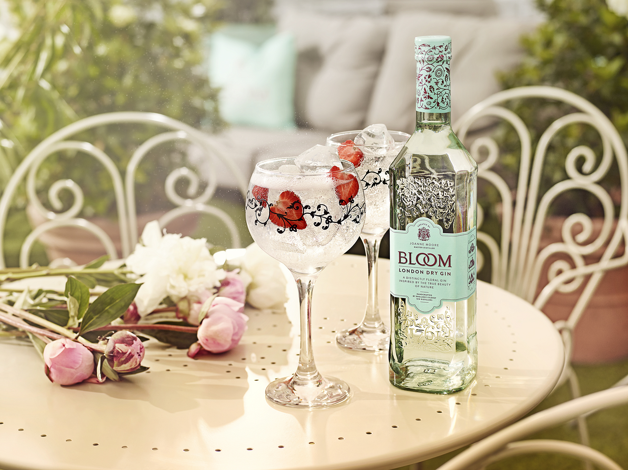 BLOOM London Dry Gin Launched